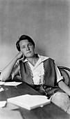 Mary Knight Dunlap, US veterinarian association founder