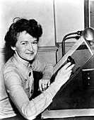 Muriel Mussells Seyfert, US astronomer
