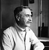 Karl Landsteiner, Austrian-US pathologist