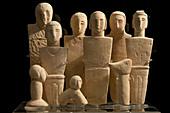Prehistoric stone figurines, Malta