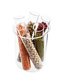 Pulses in test tubes