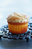 Chestnut souffle