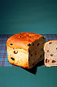 Raisin and cinnamon bread (trend from the 1990s)