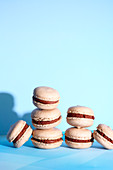 Gingerbread macaroons (trend from the 2000s)
