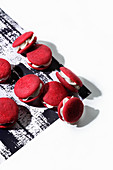 Red velvet whoopie pies (trend from the 2010s)