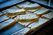 Portuguese Jesuitas (puff pastries)