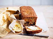 Date and Apricot Loaf