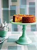 Glutenfreier persischer Orangen-Mandel-Kuchen