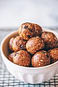 Vegan Protein Balls