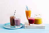 Healthy Super-smoothies