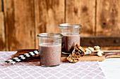 Cashew-cocoa with figs