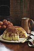 Zuccotto (dome cake, Italy)