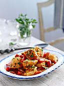 Ligurian Fish Stew
