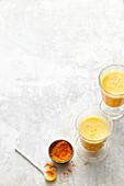 Turmeric lattes