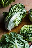 Mini roman salad
