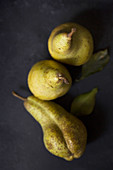 Several pears
