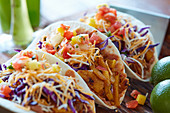 Tacos with jackfruit