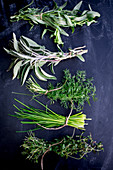 Bunches Fresh Herbs