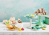 Five ways with meringues