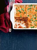 Dairy-free lasagne