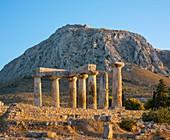Temple of Apollo, Ancient Corinth