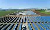 Solar Array, Greece