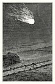 Great Iowa Meteor, 1875