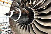 Aeroplane engine maintenance