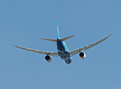 Boeing 787-8 Dreamliner prototype taking off