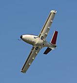 Cirrus Jet SJX private jet prototype in flight