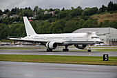 Plane modified to test F-22 fighter avionics
