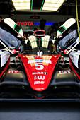 Toyota endurance racing car