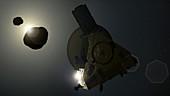 New Horizons Encounters 2014 MU69