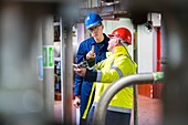CalaChem chemical factory, Scotland, UK
