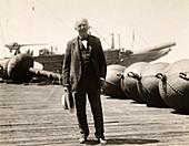 Thomas Edison's First World War research, 1918