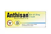 Anthisan bite-and-sting cream