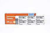 Spironolactone diuretic drug