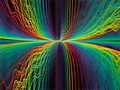 Quantum Gravity illustration