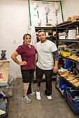 Non-profit disability supplies manufacturer, Mexico