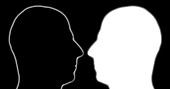 Split personality, illustration