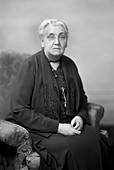 Jane Addams, US social worker and activist