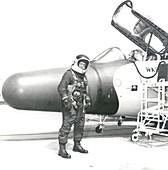 Kathryn D. Sullivan, aviation altitude record, 1979