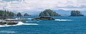 Coastal landscape, Vancouver Island