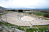 Amphitheatre in Philippi, Greece