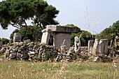 Talaiotic prehistoric site, Menorca