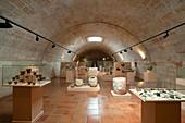 Talaiotic museum room, Menorca