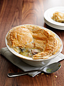 Hearty Chicken Pie