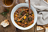 Pressure cooker vietnamese beef stew