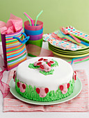Eric Elephant Cake