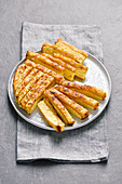 Marzipan-Orangen-Torte